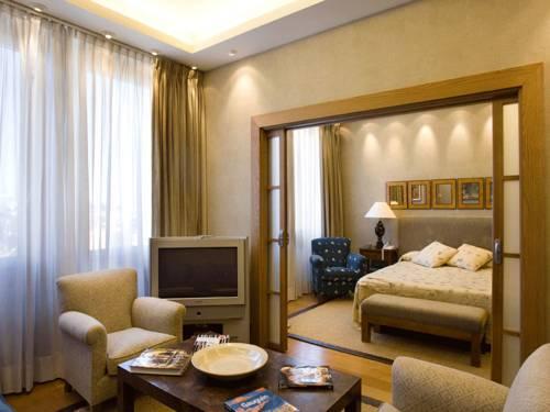Hotel Silken Al Andalus habitación