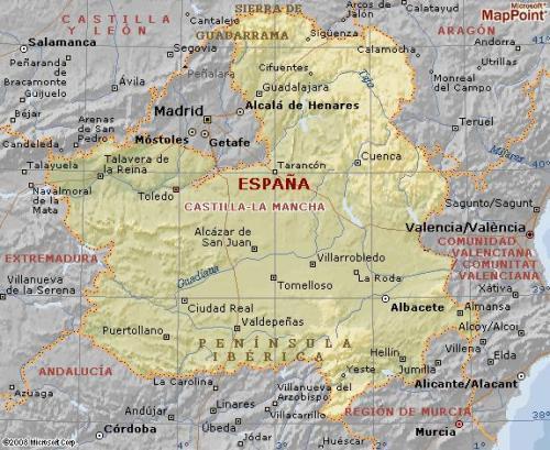 Información de Castilla la Mancha