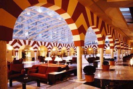 Hotel Silken Al-Andalus Palace, en Sevilla