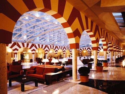 Hotel SIlken Al Andalus Palace Sevilla