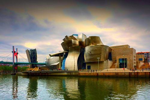 El Museo Guggenheim, cita con la cultura en Bilbao