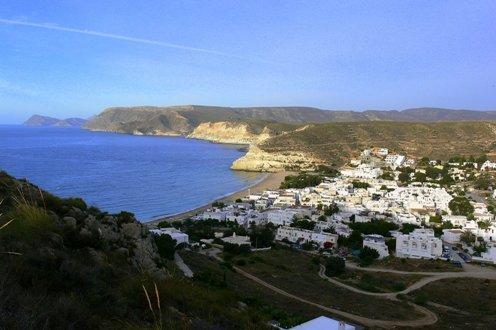 Agua Amarga en Almería