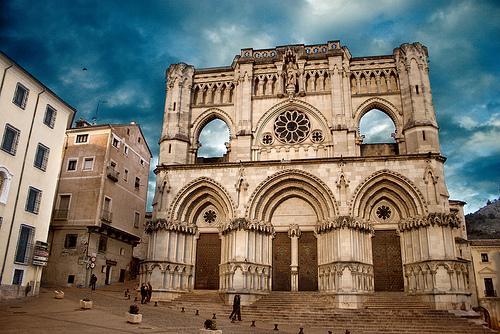 La Catedral de Nuestra Señora de Gracia en Cuenca