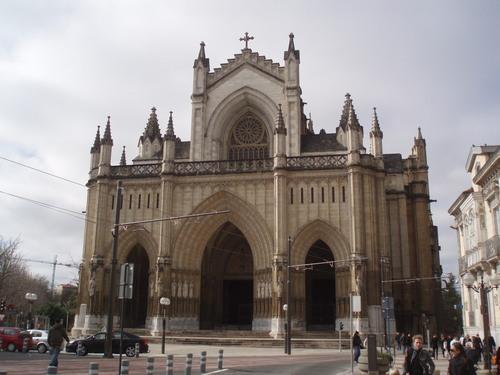 La Catedral de Vitoria