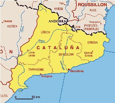Información de Cataluña