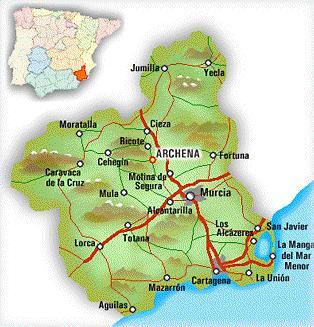 Información de Murcia