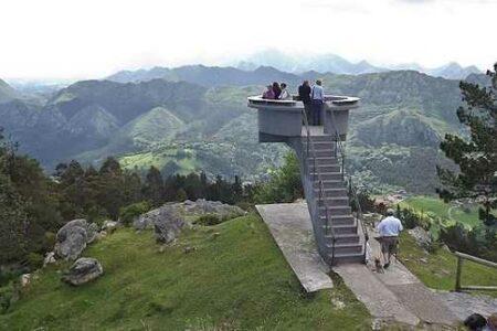 El Mirador del Fito, balcón de Asturias