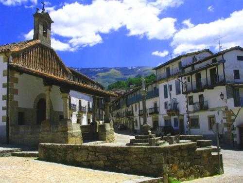 Plaza Mayor de Candelario