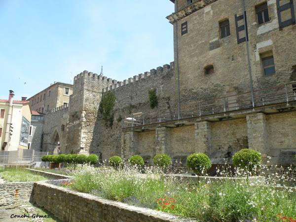 Vitoria - Muralla Medieval