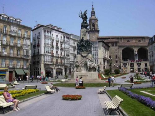 Viaje a Vitoria, guía de turismo