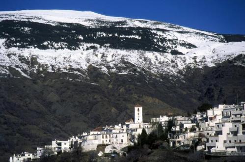 Capileira, mirador de Las Alpujarras