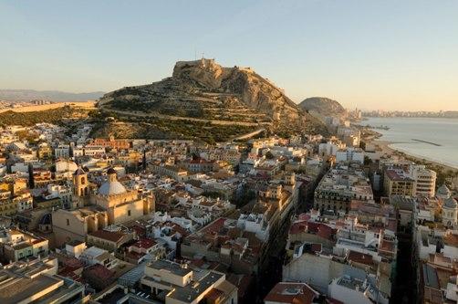 Viaje a Alicante, guía de turismo