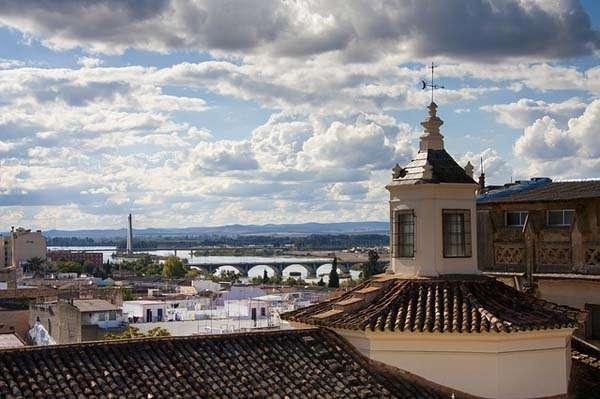 Badajoz vistas
