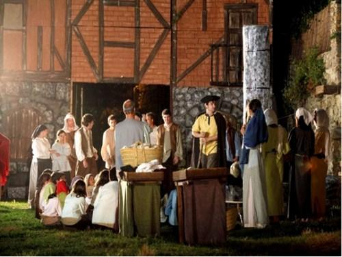 Fiesta de los Conversos en Hervás