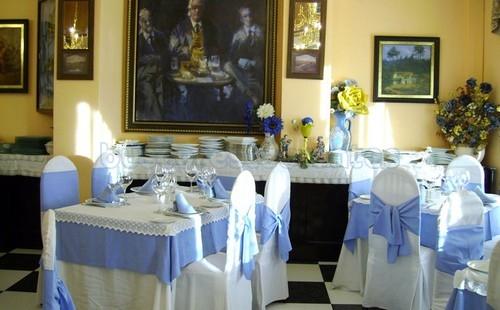 Restaurante la Sarga en Cazorla