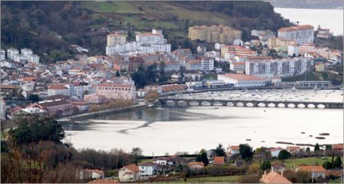 Pontedeume (A Coruña)