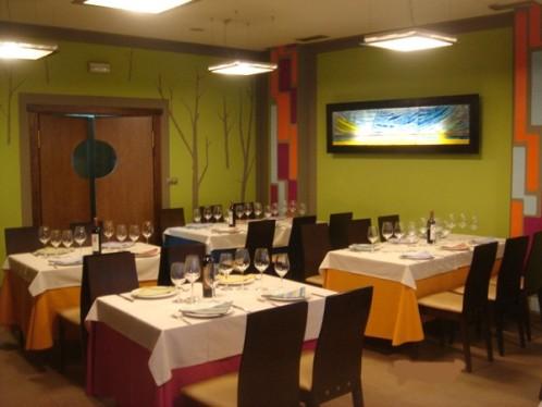 Restaurante A Pitanza. Pontedeume (A Coruña)