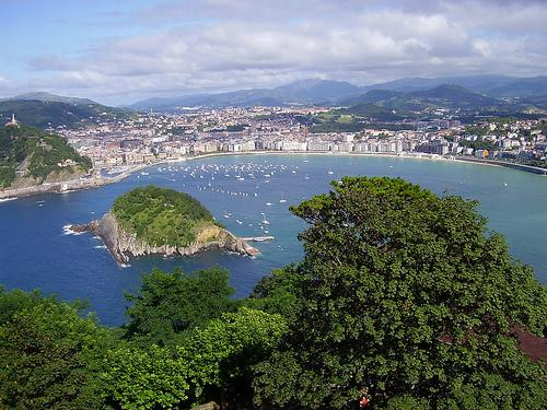 Viaje a San Sebastián, guía de turismo