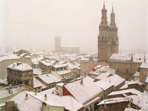 El clima en La Rioja