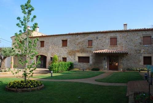 Casa Rural Can Poch. Pals (Girona)
