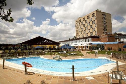 Hotel Rey Sancho en Palencia