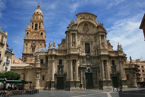 Viaje a Murcia, guía de turismo