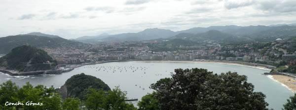 Panorama de San Sebastián