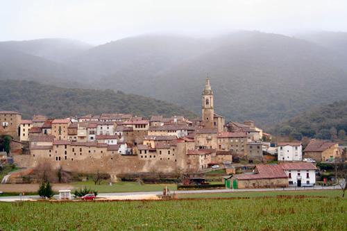 Antoñana, pueblo medieval de Álava