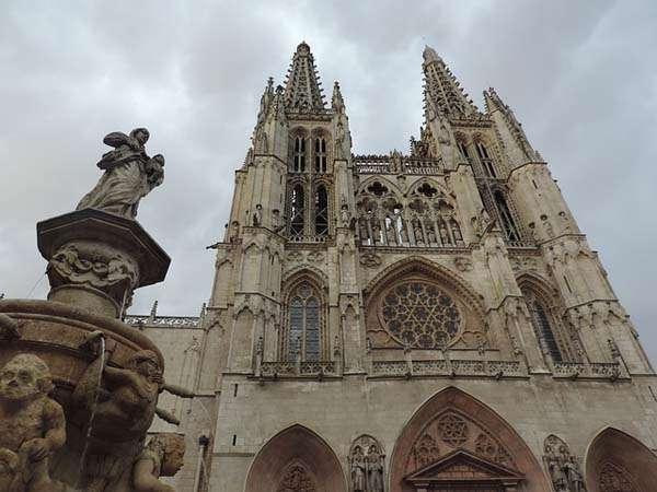 Catedral de Burgos - pórtico