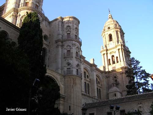 Manquita, Catedral de Malaga