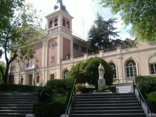 Panteon de los Hombres Ilustres en Madrid