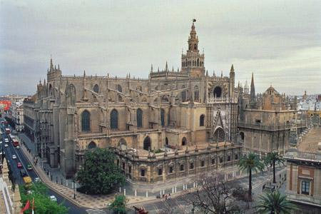 La Catedral de Sevilla, Patrimonio de la Humanidad