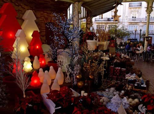 Mercado de Navidad en Valencia
