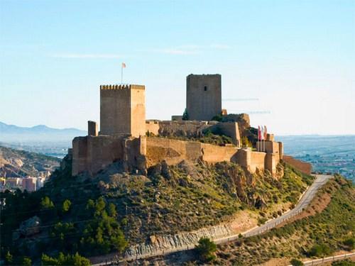 El Parador Nacional de Turismo de Lorca