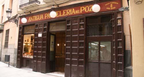 Dulces de Navidad en las pastelerías de Madrid