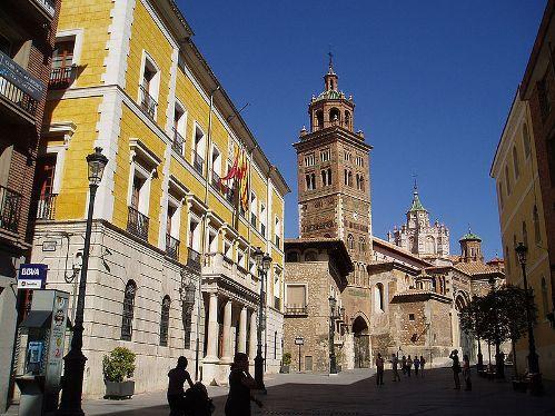 Teruel, guía de turismo por la ciudad