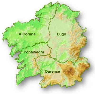 Información de Galicia