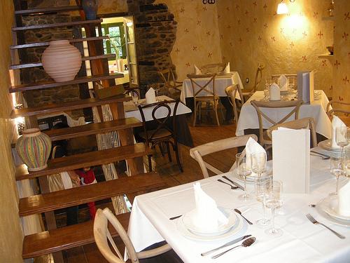 Restaurante La Pedrera. Villafranca del Bierzo (León)