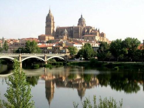 Salamanca, turismo y guía de viaje