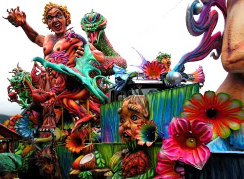 Celebrar los Carnavales en Cataluña