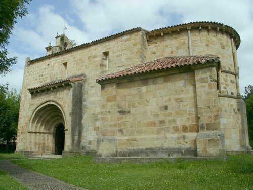 Iglesia Románica de Silió