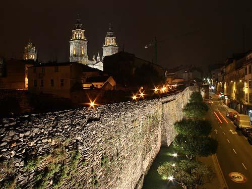 Viaje a Lugo, guía de turismo