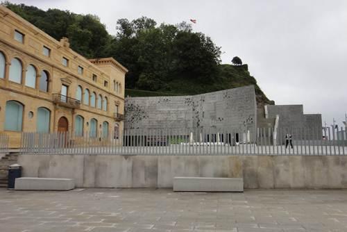 El histórico Museo de San Telmo, en San Sebastián