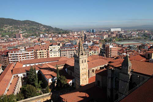 Viaje a Oviedo, guía de turismo