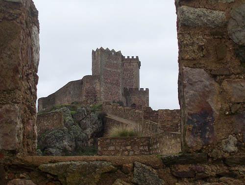 Alburquerque, la fortaleza de Badajoz