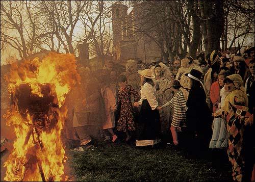 Carnavales en Euskadi