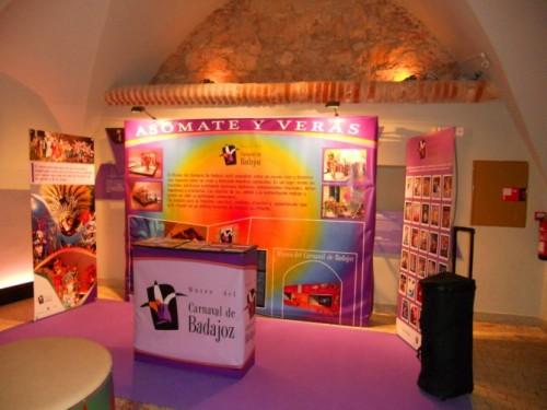 El Museo del Carnaval en Badajoz