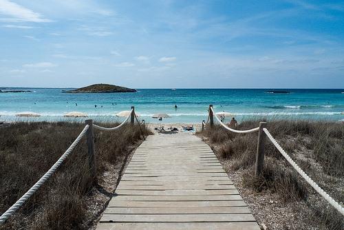 Playa de Ibiza
