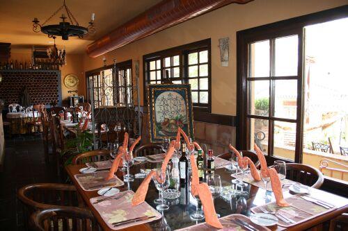 Restaurante Las LLaves de Silesia. Mijas-Costa