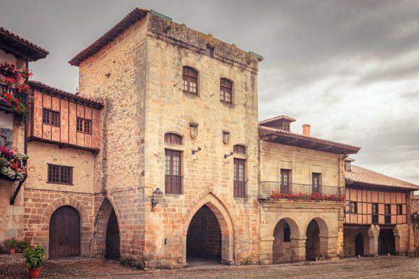 Torre de Don Borja en Santillana de Mar